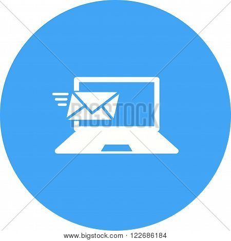 Email, mail, message icon vector image. Can also be used for schooling. Suitable for use on web apps, mobile apps and print media.