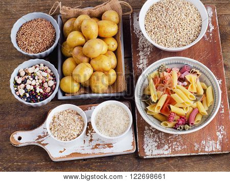 Healthy Food: Best Sources Of Carbs