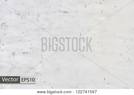Vector low poly concrete wall
