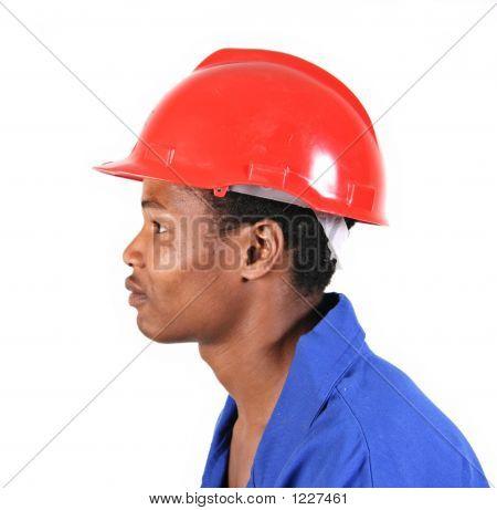 Bluecollar Worker 001