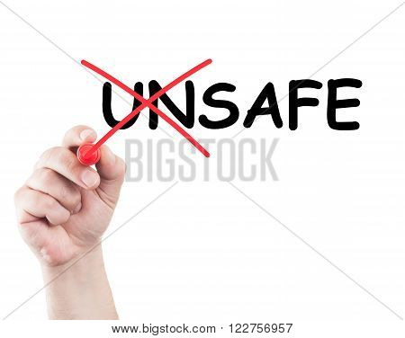 Unsafe Into Safe