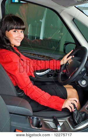 Pretty woman - driver