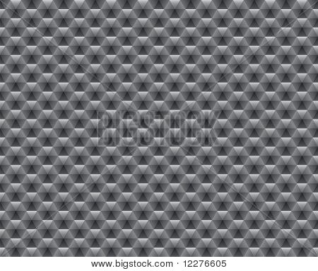 Abstract seamless gray pattern
