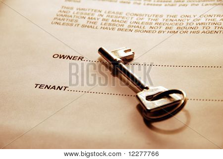 key on lease
