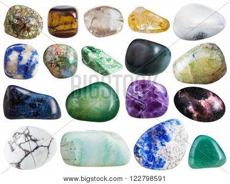 Gemstone Howlite, Rhinestone, Agate, Amethyst, Etc