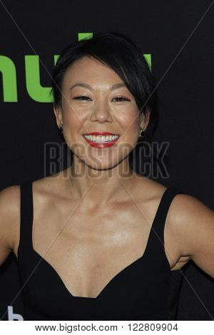 LOS ANGELES - MAR 21: Ali Ahn at the Premiere of 'The Path' at Arclight Hollywood on March 21, 2016 in Los Angeles, California