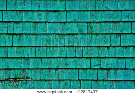 Shingles on a beach house, the pattern and color caught my eye.