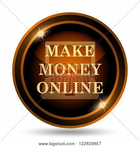 Make Money Online Icon