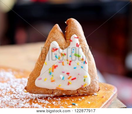 Gingerbread Mountain, Christmas