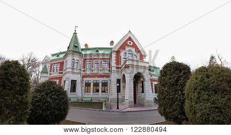 Finca Gatovsky March 16, 2016 in the Gomel region, Zhlobin district, VILLAGE RED BANK , BELARUS