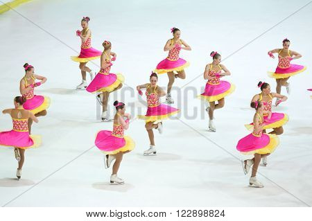 Team Russia Two Dance