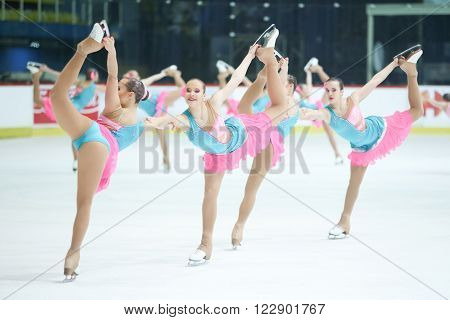 Team Czech Republic Pirouette