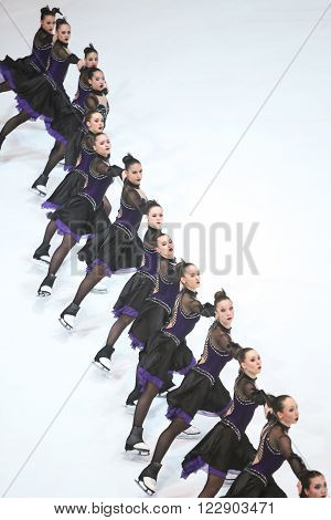 Team Canada One Dance