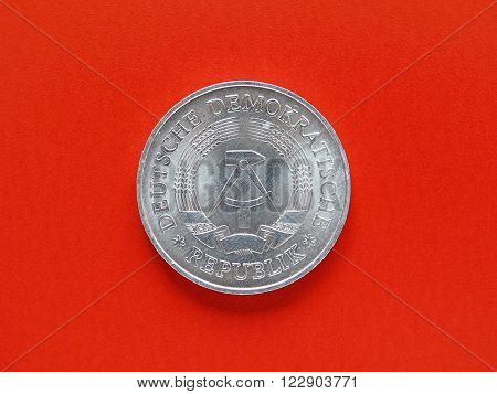 German Ddr Coin