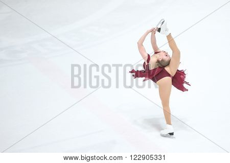 Team Usa One Solo Pirouette