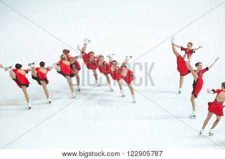 Team Olympia Dance
