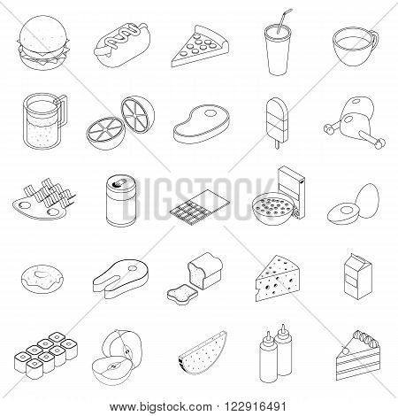 Food icons set. Food icons. Food icons art. Food icons web. Food icons new. Food icons www. Food set. Food set art. Food set web. Food set new