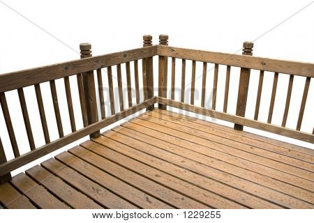 Isolated Deck