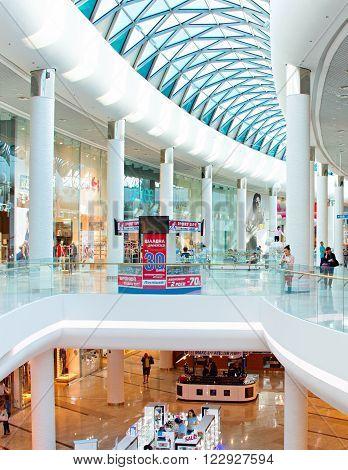 Ocean Plaza Shopping Mall