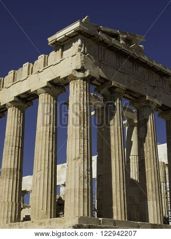 the City of Athens, the capital of greece