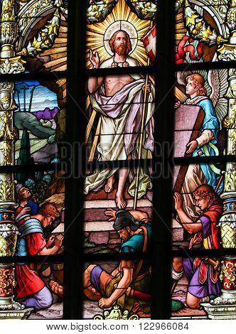 Resurrection Of Jesus On Easter