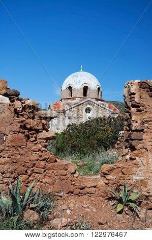 Ekklisia Agios Ioannis Prodromos, Attica, Greece