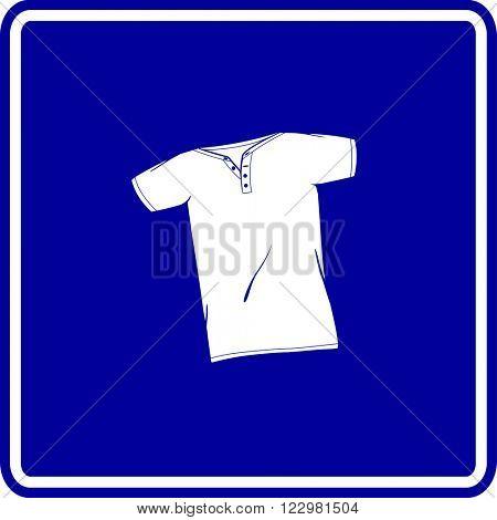 henley shirt sign