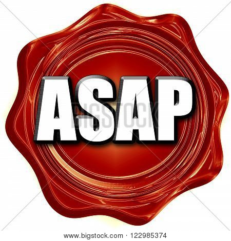 asap internet slang with some soft smooth lines