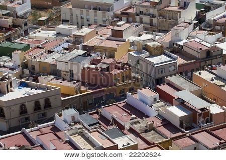 Spanish Rooftops