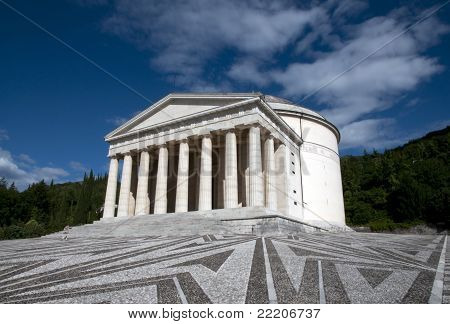 Canova Temple - Possagno, Italy