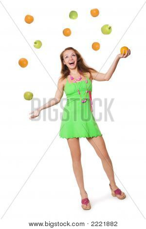 Juggling Fruits