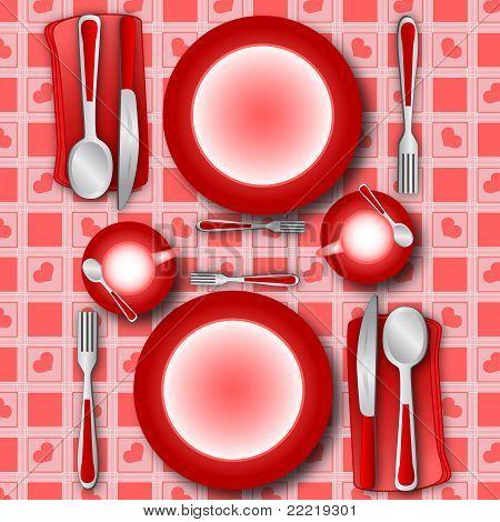 Love's dinner