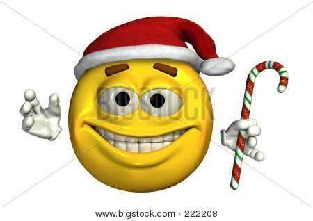 Weihnachten Emoticon