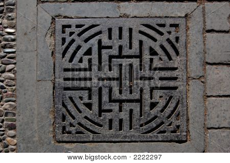 Chinese Grate