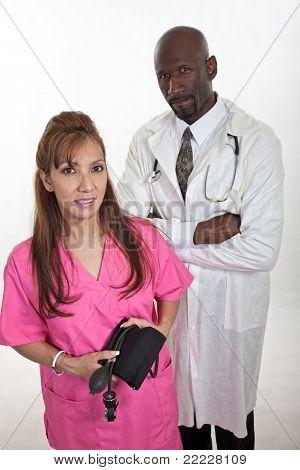 Medical Healthcare Professionals