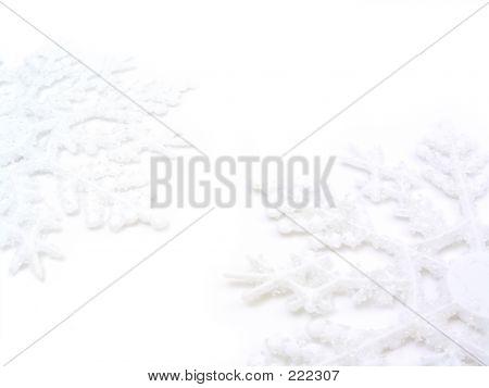 Copos de 2 nieve