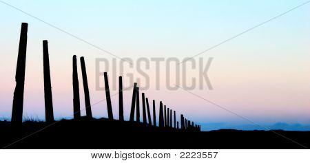 Fencepoles