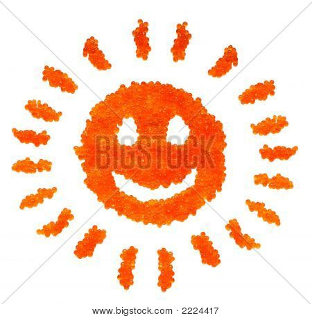 Caviar Smiling Sun
