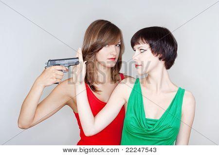 Girls With A Gun