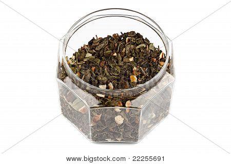 Jar With Tea