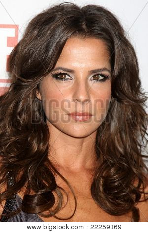LOS ANGELES - AUG 1:  Kelly Monaco arriving at the NBC TCA Summer 2011 Party at SLS Hotel on August 1, 2011 in Los Angeles, CA