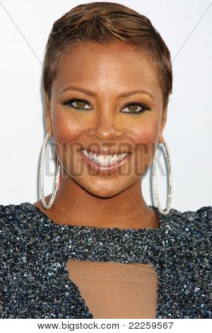 LOS ANGELES - AUG 1:  Eva Marcille arriving at the NBC TCA Summer 2011 Party at SLS Hotel on August 1, 2011 in Los Angeles, CA