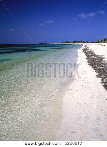 Beach, Trinidad Sancti Province, Cuba