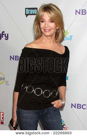 LOS ANGELES - AUG 1:  Deidre Hall arriving at the NBC TCA Summer 2011 Party at SLS Hotel on August 1, 2011 in Los Angeles, CA