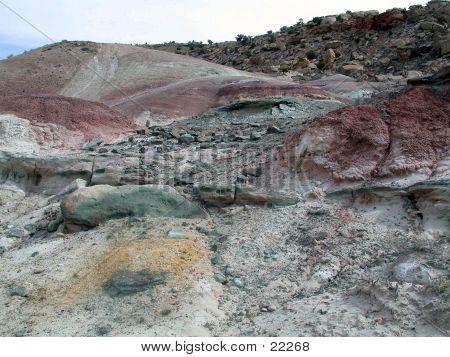 Badlands Color