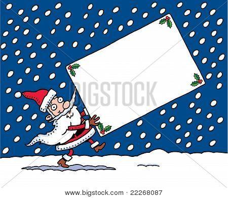 Santa's Sign