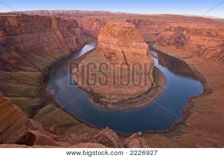 Colorado River Gooseneck