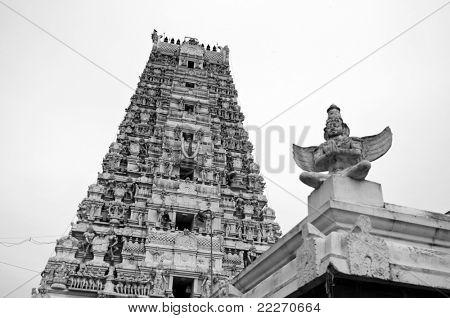 An ancient vishnu temple in utharamerur tamilnadu