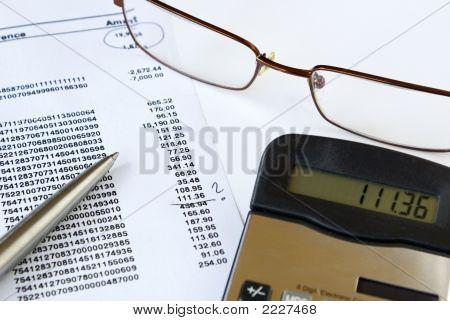 Checking Bank Statement