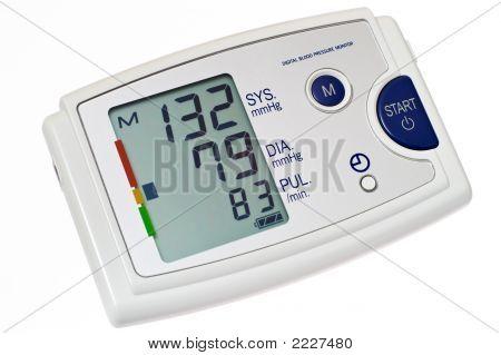 Monitor de presión arterial automático